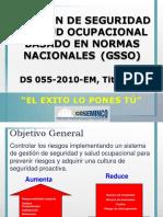 Modulo 1 - Gestion de Seguridad y Salud Ocupacional - Total. Rev 4