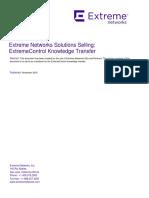 Extreme Network manual Basico