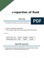 Fluid properties 11111111111111111111111111111  real