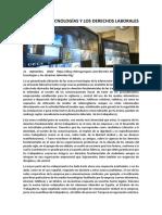 LAS NUEVAS TECNOLOGÍAS Y LOS DERECHOS LABORALES.docx