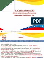 Plan de Ofensiva Comunal LARA 2019