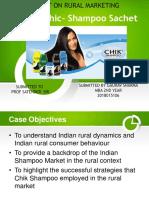 -ChicK-Shampoo-Rural-Revolution GAURAV SHARMA MBA.pptx