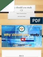Why Should You Study CS|Superior University lahore