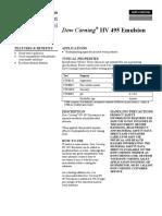 PDS HV 495