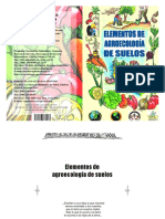 Elementos agroecologia de suelos