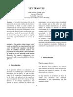 Laboratorio 5 - Física II Jaime Alberto Ricardo Neira
