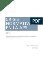 crisis normativas