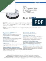 Data Sheet - IPAQ C202 En