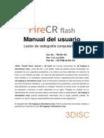 FireCR Flash User Manual ES 180717 Fin