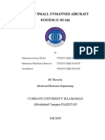BS Thesis (Utlity Small Unmanned Aircraft System).pdf