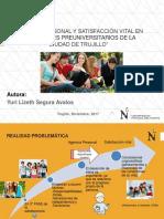 Agencia Personal y Satisfacción Vital Final 30 Nov