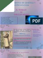 Presentación Gregor Mendel - Copia