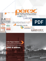Paperex, world's largest paper exhibition