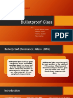 Bulletproof Glass 1