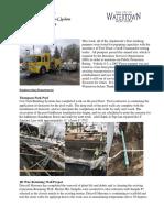 Watertown City Manager's Status & Info Report Nov. 22, 2019