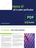 SUEZ the Importance of PH in Water Purification