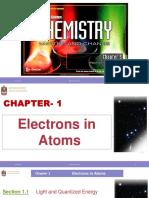 CH1 SEC1 Light and Quantized Energy CLASS