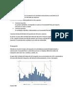 Sector Económico del Perú