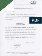 Certificado - Topografo - Ch