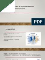 Presentacion de Modelo Educativo