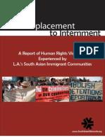SAN - Human Rights Report