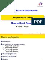 Recherche operationel_cours