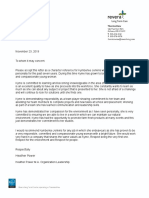 kyme reference letter