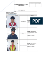 Programa de Trabajo (Guardias)