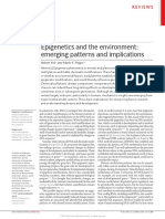 Epigenetics and the environment. emerging patterns and implications.pdf