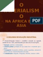O Imperialismo Na África e Na Ásia