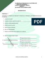 Guía de Matemáticas III