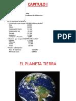 CAP. I .- El Planeta Tierra