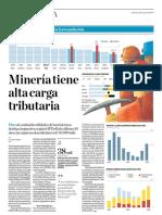 2019 08 28 Minería Tiene Alta Carga Tributaria El Comercio