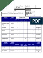 learning goal worksheet hrd6609 lgw for fye