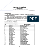 1st List of BJP Candidate for Haryana Legislative Assembly Election October 2019 on 30.09.2019.pdf