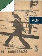 Revista POSICION, Suplemento Especial. El Cordobazo.pdf
