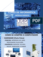 Curso de Informática CEDEPE