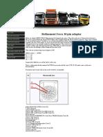 Autocom FAQ - Доработка IVECO 30pin