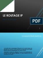01 - Introduction Au Routage IP
