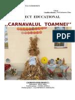 Proiect Carnavalul toamnei.doc