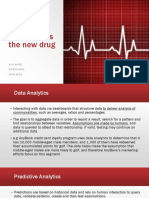 UCB - Data is the New Drug