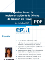 Experiencias en Implementacion de PMOs-CeciliaBoggi