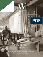 AV Monografías n°149 (2011) -  Jean Prouvé 1901-1984