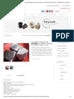 Ferro Silicio Compuesto FeSi Inoculante 75% Gránulo y Grano y Granos 1-5cm Productor Fabricantes China - Modificado Para Requisitos Particulares - Topchase Metalúrgico