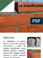 CLASE LA ALBAÑILERÍA .pdf