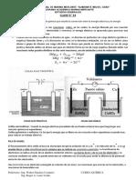 CURSO DE ELECTROQUIMICA -ENAMM