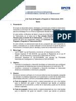 Bases Del II ConcursoTesis en Tuberculosis 2019
