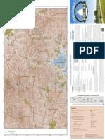 DaneCo Bicycle Map FULL