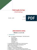 AULA Steelmaking Agosto 2019