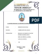 Monografia de Gestion Municipal y Régimen Económico Municipal